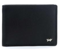 Golf Secure RFID Geldbörse schwarz