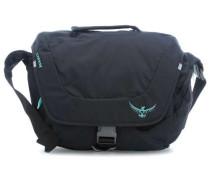 Flap Jill 15.4'' Laptop Messenger schwarz
