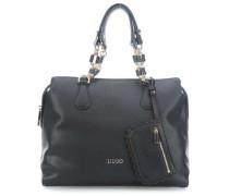 Detroit Handtasche schwarz