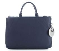 Mellow Leather Handtasche blau