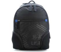 Urban Polo 12'' Laptop-Rucksack schwarz