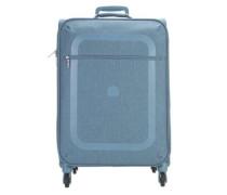 Dauphine 3 L Spinner-Trolley blau metallic
