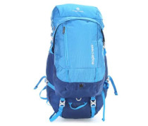 Deviate Travel Packs 60L Reiserucksack blau