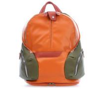 Coleos 13'' Laptop-Rucksack orange