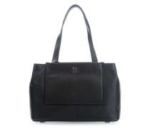 Farthing Downs Handtasche schwarz