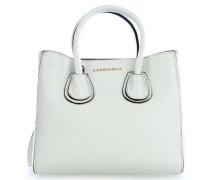 Minibag Handtasche weiß