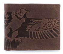 Eagle Geldbörse Herren braun