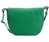 Mellow Leather Umhängetasche grün