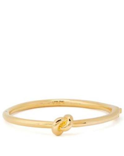 Sailors Knot Armspange gold