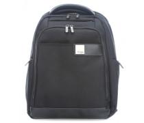 Power Pack Laptop-Rucksack schwarz