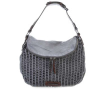 Fishing for Compliments... Beuteltasche french grey