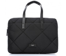 Paddington Talbot 14'' Aktentasche mit Laptopfach schwarz
