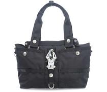 Basic Nylon Evil Chique Handtasche schwarz