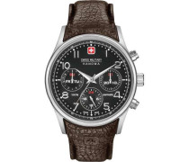 Navalus Multifunction Gent Chronograph silber