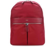 Mayfair Beauchamp 14'' Laptop-Rucksack cherry