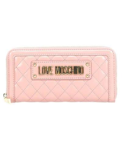New Quilted Geldbörse rosa