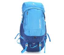 Deviate Travel Packs 60L Reiserucksack blau
