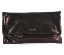 Crashed Cadea Clutch bordeaux