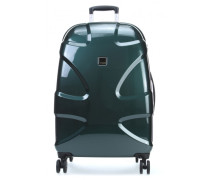 X2 Flash L Spinner-Trolley smaragdgruen
