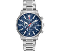 Horizon Multifunction Chronograph silber