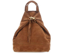 Motala X-Change (3in1) Bag XS Rucksack cognac