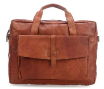 Bronco 14'' Laptoptasche braun