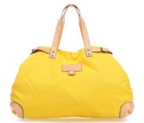 Canvas MimiU Shopper gelb