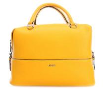 Grainy Athena Handtasche gelb