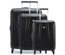 Keira Set Trolley-Set schwarz