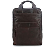 Coleman 2.0 16'' Laptop-Rucksack dunkelbraun