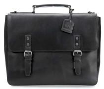 Dakota 13'' Aktentasche mit Laptopfach schwarz