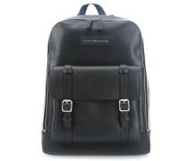 TH City 16'' Laptop-Rucksack schwarz