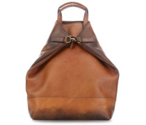 Randers X-Change (3in1) Bag S Rucksack cognac