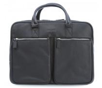 Sartoria 14'' Aktentasche mit Laptopfach schwarz