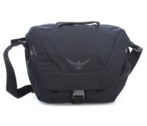 Flap Jack 15'' Laptop Messenger schwarz