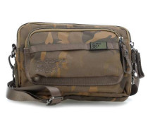 Nylon Love Letters Schultertasche camouflage
