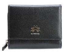 La Portena Geldbörse Damen schwarz