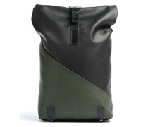 Pickwick Small Patchwork Rolltop Rucksack