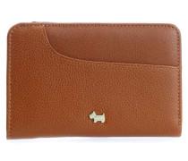 Pocket Bag Geldbörse Damen tan