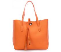 Stories Lenka Shopper orange