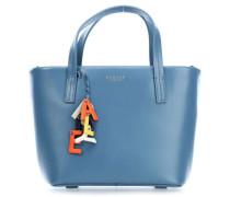 De Beauvoir Handtasche blau