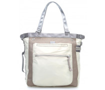 To Kyo E Shape Shopper beige