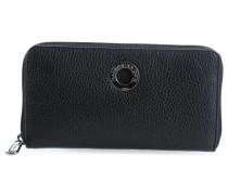 Mellow Leather Geldbörse schwarz