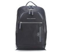 Phoenix 15'' Laptop-Rucksack schwarz
