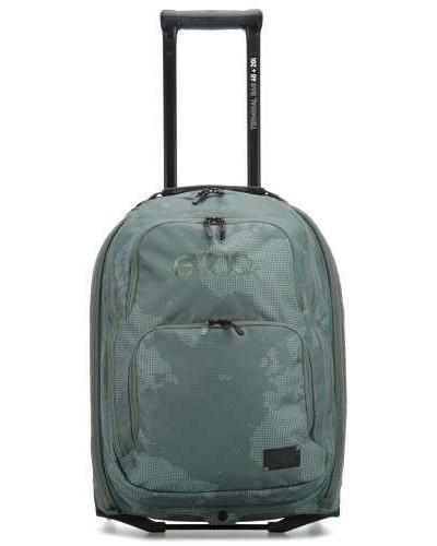 Terminal 40 Rollenreisetasche 17″ grün