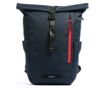 TBH Coated Tuck Pack Rolltop Rucksack 15″
