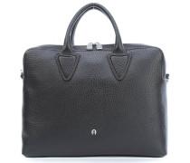 Cosimo 13'' Aktentasche mit Laptopfach schwarz