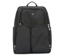 17'' Laptop-Rucksack schwarz