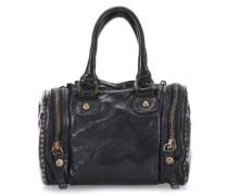 Agrimonia Handtasche schwarz