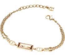 Fashion Art Déco Chic Armband gold